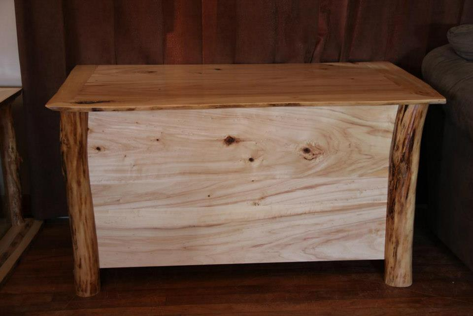 Cottonwood Log Furniture Saw Creations Llc