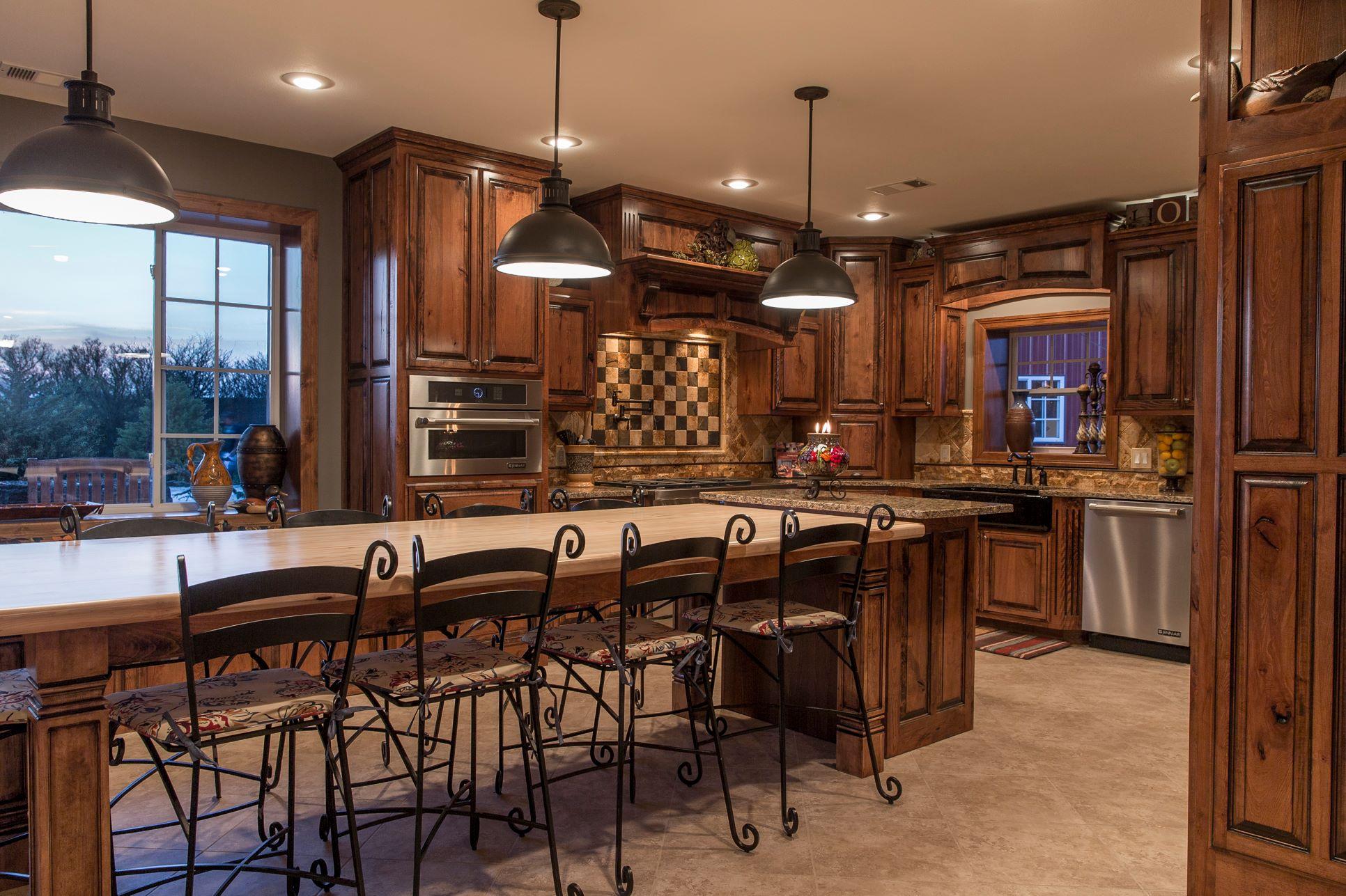 Rustic Beech Cabinets Rustic Beech W Brown Glaze Saw Creations